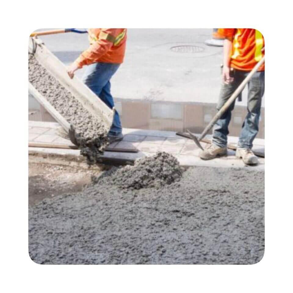 заказать бетонные работы